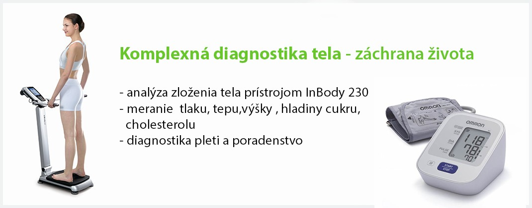 Diagnostika tela